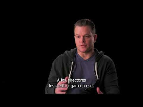Suburbicon - Entrevista-Matt Damon?>