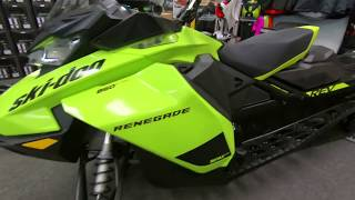 5. 2020 Ski-Doo RENEGADE ADR 850 ETEC - New Snowmobile For Sale - Hudson, WI