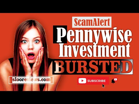 Pennywise Wealth Management Bursted, a must watch video!