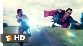 Nonton Justice League  2017    The Fastest Man Alive Scene  10 10    Movieclips Film Subtitle Indonesia Streaming Movie Download