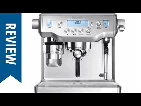 Breville Oracle: The World's 1st Automatic Manual Espresso Machine