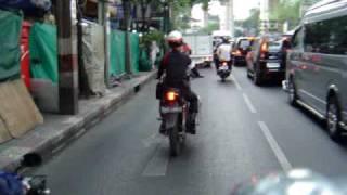 Travelling From Soi Cowboy To Soi 4 Nana In Bangkok