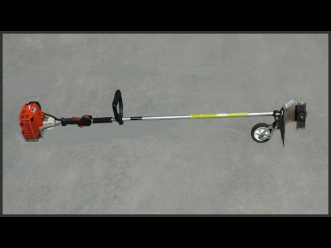 How To Start A Lawn Edger (видео)