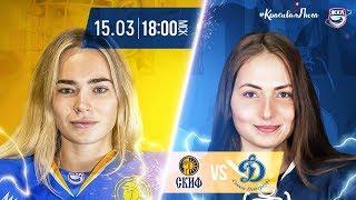 ЖХЛ СКИФ – «Динамо Санкт-Петербург»