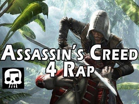 Assassin creed - Black Flag Rap - ( Sát Thủ Cướp Biển )