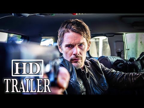 24 HOURS TO LIVE - Ethan Hawke - Action Film Trailer - chefhawk 2018 - HD