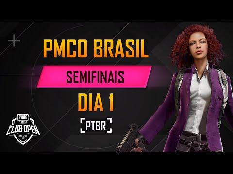 [BR] PMCO Brasil - Semifinais - Dia 1