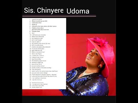 THE BEST OF CHINYERE UDOMA