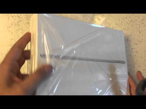[UNBOXING] Apple iPad Pro 9.7 (Wifi + Cellular 32GB Silver Version)