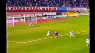 Great Ronaldo goal for Barcelona v Compostela