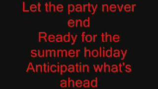 Video The Party's Just Begun Lyrics MP3, 3GP, MP4, WEBM, AVI, FLV Agustus 2018