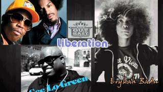 Outkast feat.Cee Lo Green & Erykah Badu - Liberation HQ*