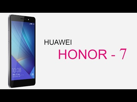 Huawei Honor 7   Specifications and Features