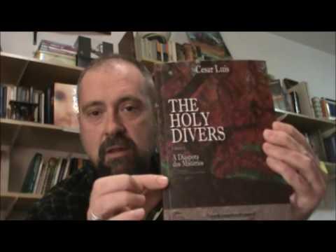 THE HOLY DIVERS (vol.1) - A Diáspora dos Mistérios - Cesar Luis (LUNA EDITORA) - BOOKTRAILER 2