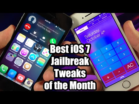 tweaks - Here are the best iOS 7 Jailbreak Tweaks this Month! iPhone 6 Review! http://youtu.be/jY50Ekfsbuw -----------------------------------------------------------...