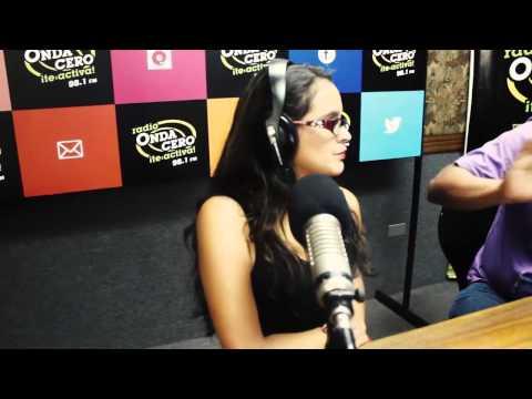 Gran Final: Buscando al nuevo locutor de Onda Cero - Entrevista con Shannen