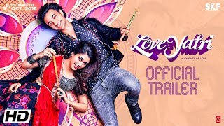 Loveyatri movie songs lyrics