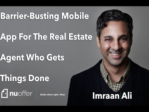 Nu Offer – New Mobile App for Real Estate Agents