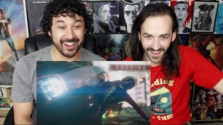 Video READY PLAYER ONE Comic-Con TRAILER REACTION & REVIEW!!! MP3, 3GP, MP4, WEBM, AVI, FLV September 2018