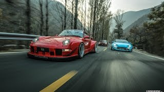 Nonton CHINA RWB PORSCHE by carshadow Film Subtitle Indonesia Streaming Movie Download