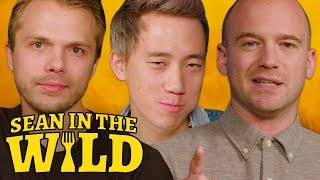 Video Sean Evans Tries Some of NYC's Most Expensive Steaks with the Worth It Guys | Sean in the Wild MP3, 3GP, MP4, WEBM, AVI, FLV Februari 2019