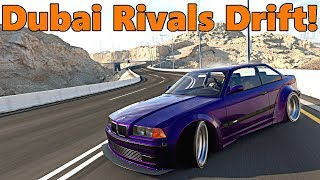 Forza Motorsport 7 Drift Rivals is Open! Drifting the E36 M3 Widebody, Going for Points!!