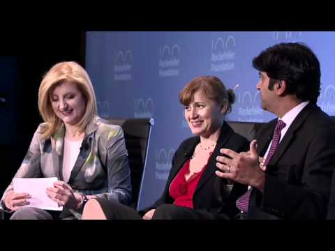 Innovation Forum 2012: Plenary Panel Moderated by Arianna Huffington