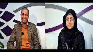 برنامج صباح الخير لقاء باسم بني شمسي و آيه شريم