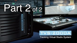 【Official】〈Part 2〉Top 4 Features of TVS-2000A