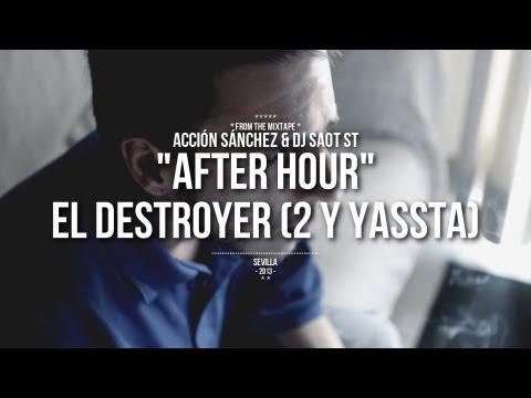 """El Destroyer – """"After Hours"""" [Videoclip]"""