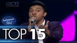 Video BILLY - BERHARAP TAK BERPISAH (Reza Artamevia) - TOP 15 - Indonesian Idol 2018 MP3, 3GP, MP4, WEBM, AVI, FLV Januari 2018
