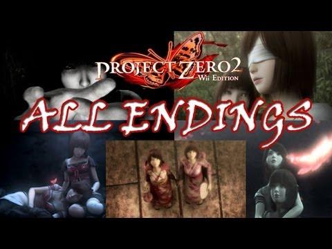 Zero Akai Chou Walkthrough - Fatal Frame 2 (Wii) - FINALE (Crimson ...
