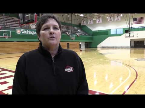 Talking 700 wins with women's basketball coach Nancy Fahey