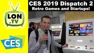 Video CES 2019 Dispatch 2: Retro Games, Mini PCs, Fanless NAS, and more! MP3, 3GP, MP4, WEBM, AVI, FLV Mei 2019