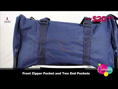 campusteamwearvideos - Deluxe cheerleading bags by Chasse are the perfect way for your squad to travel in style. Big enough to fit everything you need for those long road trips to ...