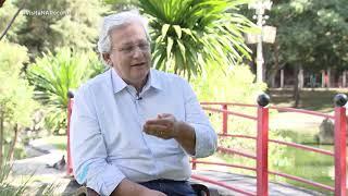 Visita na Record - Prefeito de Garça - João Carlos dos Santos