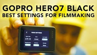 Video The Absolute BEST Settings for the GoPro Hero7 Black | RehaAlev MP3, 3GP, MP4, WEBM, AVI, FLV Februari 2019