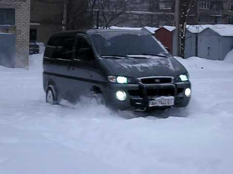 Hyundai H1 Starex 4×4