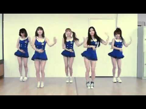 신동의 심심타파 - T-ara N4 Areum  Freestyle Rap - 티아라엔.mp(34) (видео)