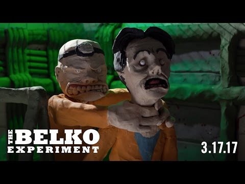 The Belko Experiment (Claymation Short 2)