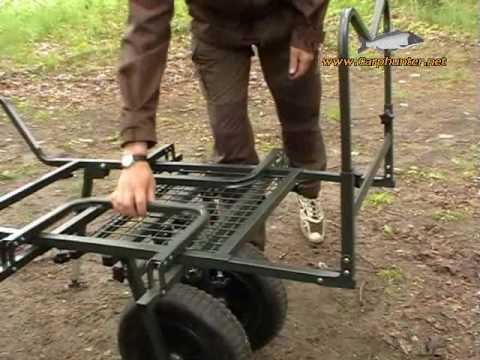 Im Test: B.Richi Giant Truck - Trolley für Angler
