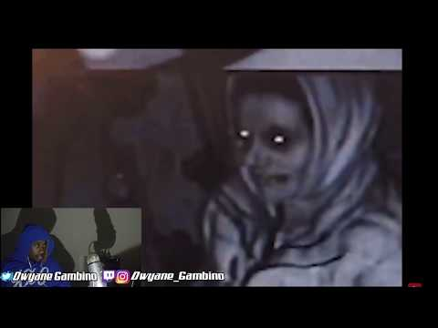 TRY NOT TO GET SCARED! TOP 10 SCARIEST THINGS CAUGHT ON CAMERA #Scary #Top10 REACTION