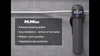 Inline 400 Pressure Boosting System