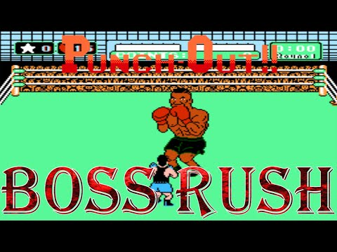 punch out nes bald bull