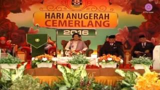 Majlis Anugerah Cemerlang SMK Sultan Badlishah