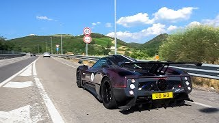 The Zonda Fantasma Evo Saves the Day Video