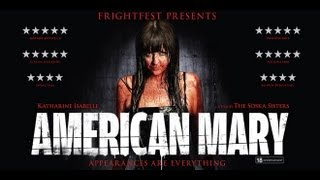 Nonton American Mary (2012) Horror Movie Trailer Film Subtitle Indonesia Streaming Movie Download