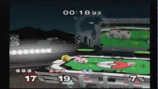 TIL that in Event Match 39, using Sing will cause all grounded Jigglypuffs to fall asleep if the screen in the background is focused on you