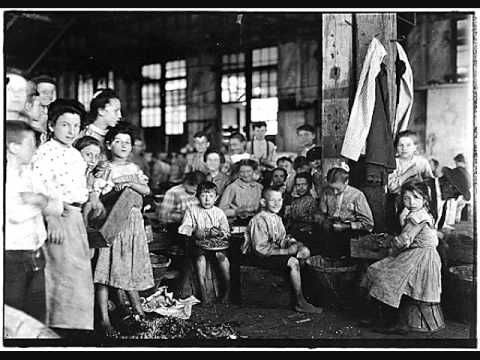 Child Labour During The Industrial Revolution .wmv