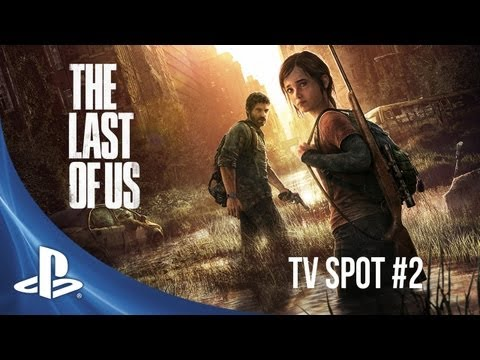 Video thumbnail Nieuwe TV-reclame van The Last of Us